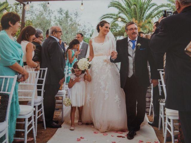 La boda de Carlos y Amor en Granada, Granada 3