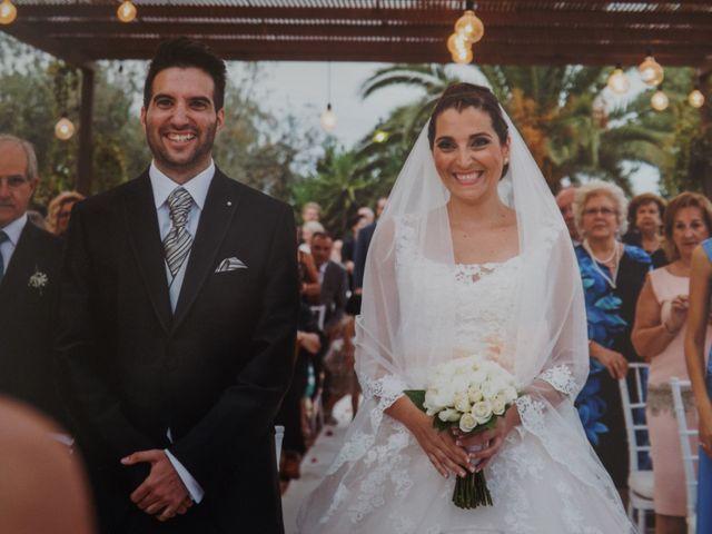 La boda de Carlos y Amor en Granada, Granada 4