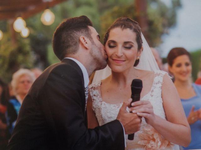 La boda de Carlos y Amor en Granada, Granada 6