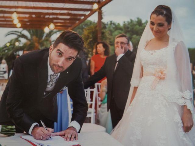 La boda de Carlos y Amor en Granada, Granada 7