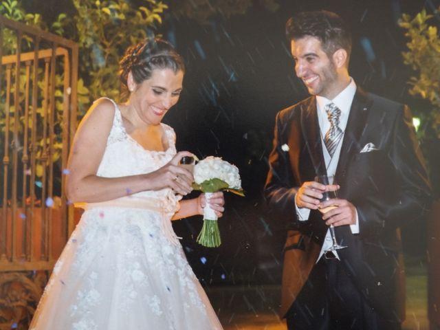 La boda de Carlos y Amor en Granada, Granada 8