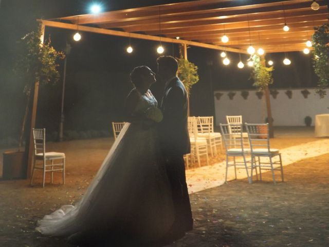 La boda de Carlos y Amor en Granada, Granada 11