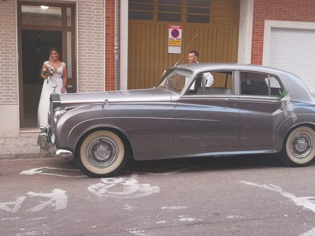 La boda de Jesús  y Karla en Alzira, Valencia 10
