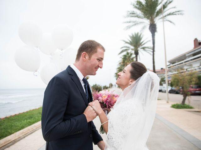 La boda de Katerina y Marc