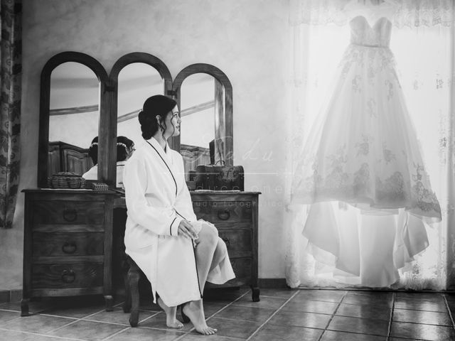 La boda de Jonathan y Nerea en Lorca, Murcia 17