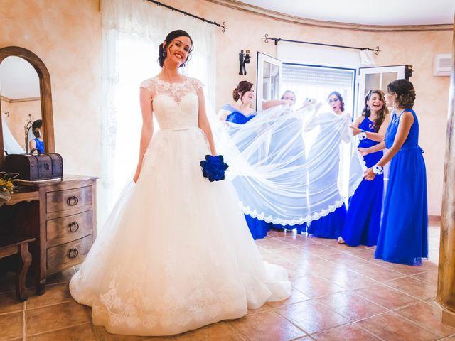 La boda de Jonathan y Nerea en Lorca, Murcia 26