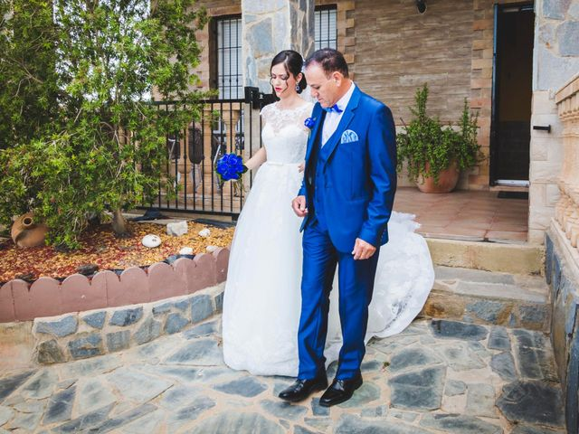 La boda de Jonathan y Nerea en Lorca, Murcia 30