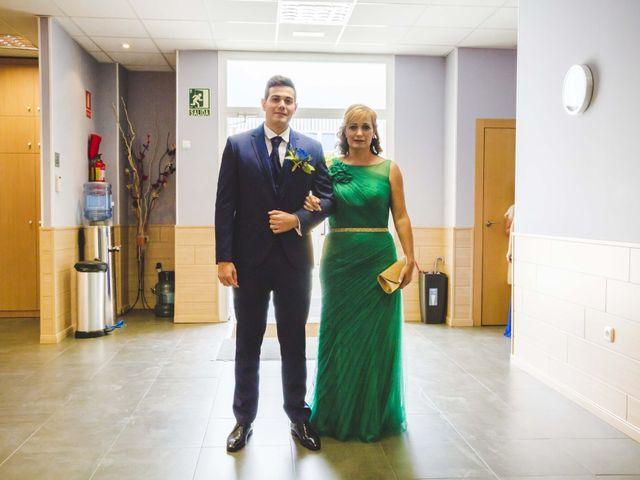 La boda de Jonathan y Nerea en Lorca, Murcia 31