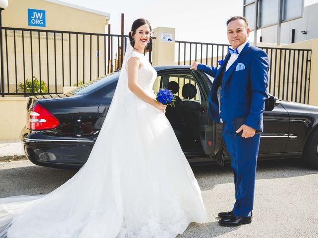 La boda de Jonathan y Nerea en Lorca, Murcia 32