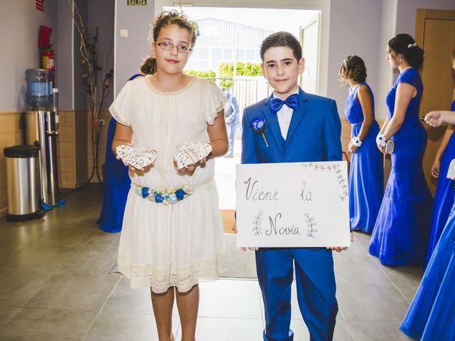 La boda de Jonathan y Nerea en Lorca, Murcia 33