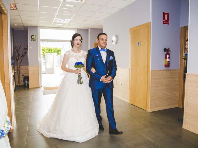 La boda de Jonathan y Nerea en Lorca, Murcia 34