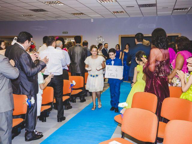La boda de Jonathan y Nerea en Lorca, Murcia 35