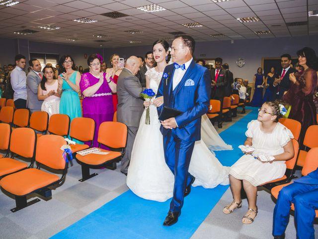 La boda de Jonathan y Nerea en Lorca, Murcia 36