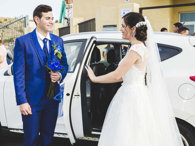 La boda de Jonathan y Nerea en Lorca, Murcia 42