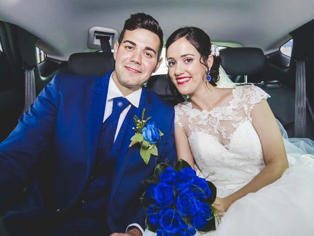 La boda de Jonathan y Nerea en Lorca, Murcia 43