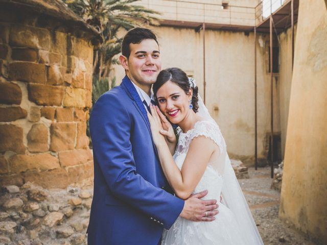 La boda de Jonathan y Nerea en Lorca, Murcia 1