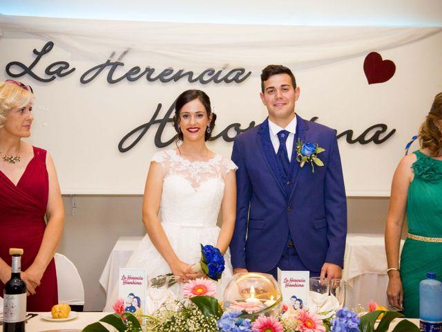 La boda de Jonathan y Nerea en Lorca, Murcia 53