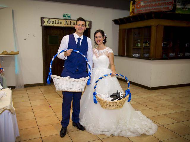 La boda de Jonathan y Nerea en Lorca, Murcia 58