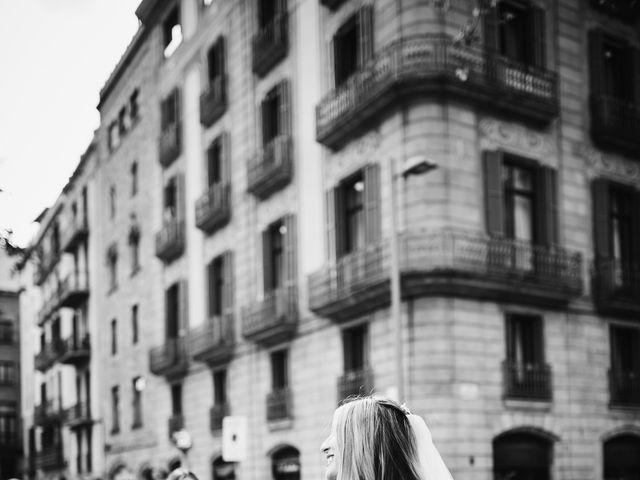 La boda de Hunter y Colleen en Barcelona, Barcelona 13