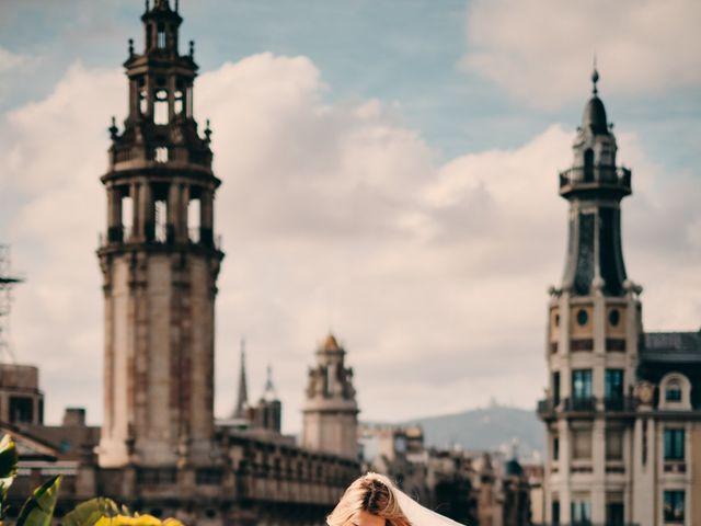 La boda de Hunter y Colleen en Barcelona, Barcelona 15