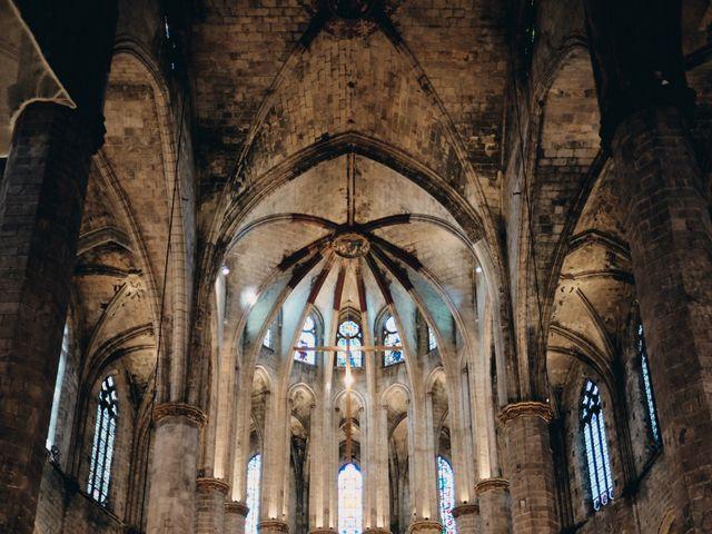 La boda de Hunter y Colleen en Barcelona, Barcelona 16