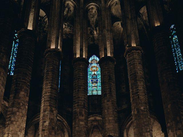 La boda de Hunter y Colleen en Barcelona, Barcelona 19