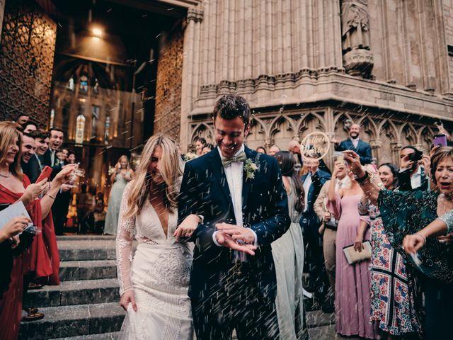 La boda de Hunter y Colleen en Barcelona, Barcelona 20