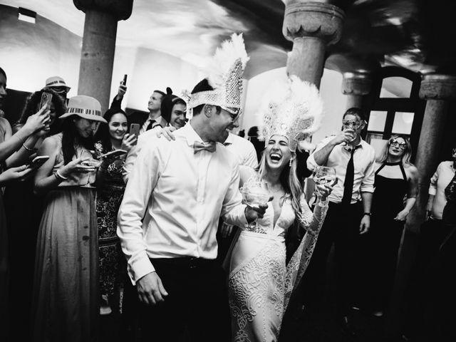 La boda de Hunter y Colleen en Barcelona, Barcelona 25