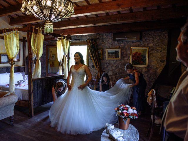 La boda de Domenik y Maria en Llagostera, Girona 38