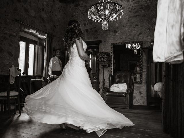 La boda de Domenik y Maria en Llagostera, Girona 39