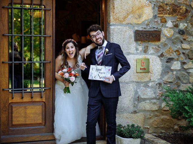 La boda de Domenik y Maria en Llagostera, Girona 63