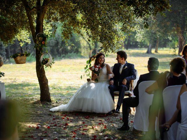 La boda de Domenik y Maria en Llagostera, Girona 66
