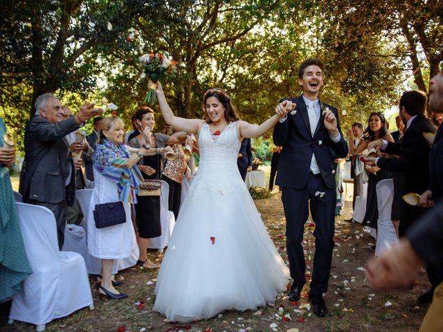 La boda de Domenik y Maria en Llagostera, Girona 86