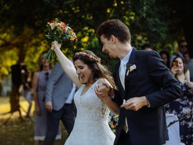 La boda de Domenik y Maria en Llagostera, Girona 87