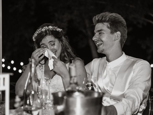 La boda de Domenik y Maria en Llagostera, Girona 122