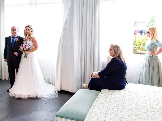 La boda de Gema y Ernesto en Miraflores De La Sierra, Madrid 9