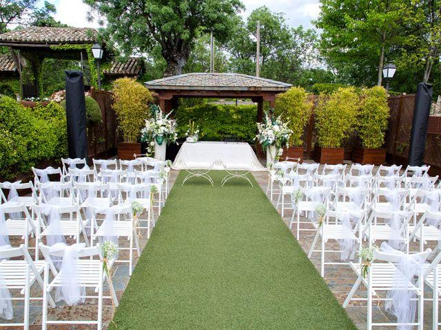 La boda de Gema y Ernesto en Miraflores De La Sierra, Madrid 10