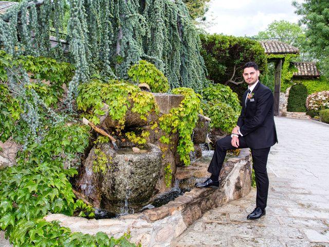 La boda de Gema y Ernesto en Miraflores De La Sierra, Madrid 11