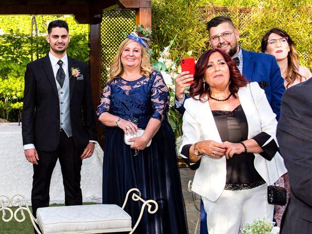 La boda de Gema y Ernesto en Miraflores De La Sierra, Madrid 14