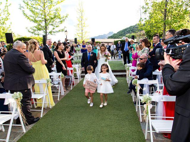 La boda de Gema y Ernesto en Miraflores De La Sierra, Madrid 15