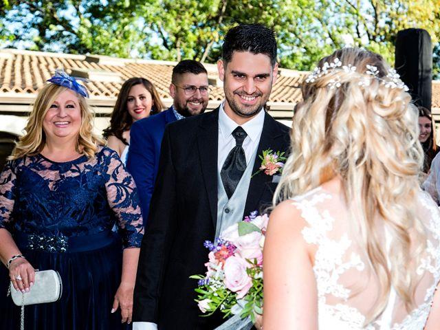 La boda de Gema y Ernesto en Miraflores De La Sierra, Madrid 16