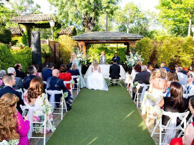 La boda de Gema y Ernesto en Miraflores De La Sierra, Madrid 17