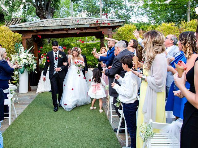 La boda de Gema y Ernesto en Miraflores De La Sierra, Madrid 20