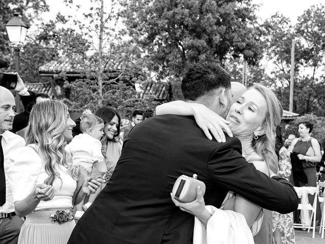 La boda de Gema y Ernesto en Miraflores De La Sierra, Madrid 21