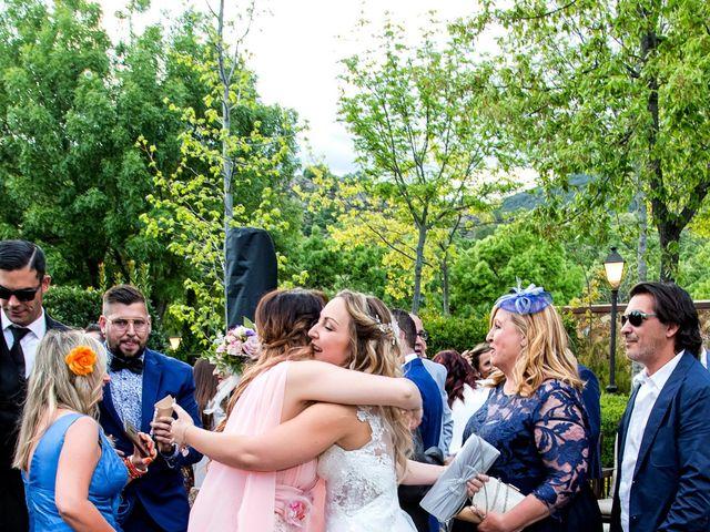 La boda de Gema y Ernesto en Miraflores De La Sierra, Madrid 22