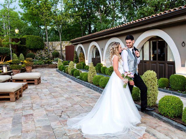 La boda de Gema y Ernesto en Miraflores De La Sierra, Madrid 23
