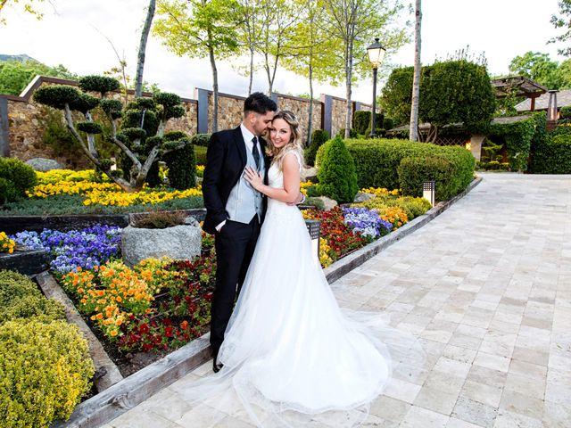 La boda de Gema y Ernesto en Miraflores De La Sierra, Madrid 25