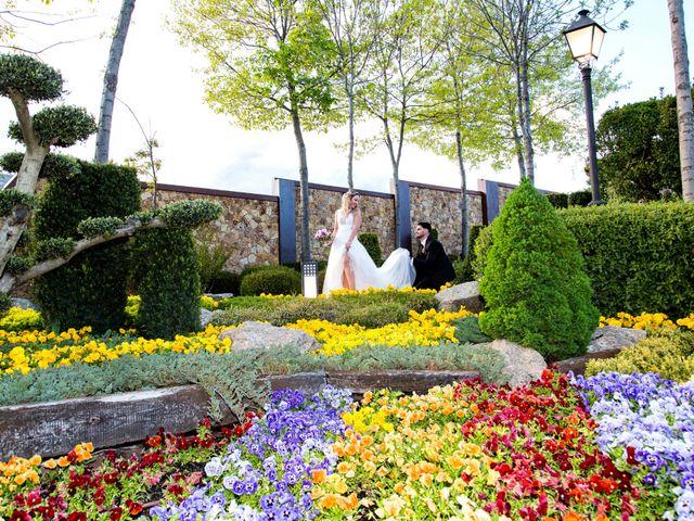 La boda de Gema y Ernesto en Miraflores De La Sierra, Madrid 26