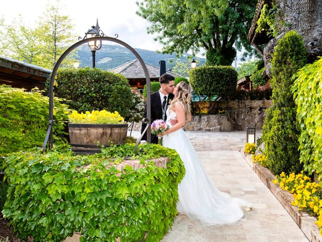La boda de Gema y Ernesto en Miraflores De La Sierra, Madrid 27