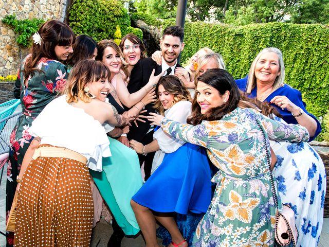La boda de Gema y Ernesto en Miraflores De La Sierra, Madrid 29